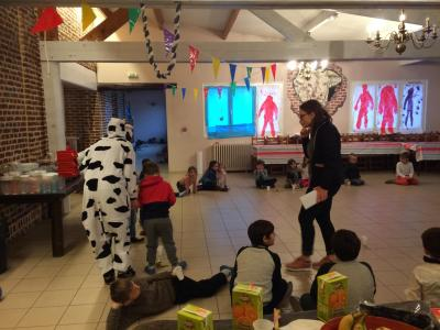 Animations sejour colonie enfants