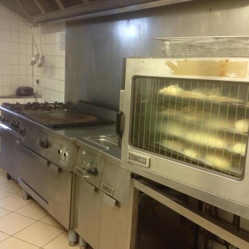 Fourneaux cuisine 3 tilleuls